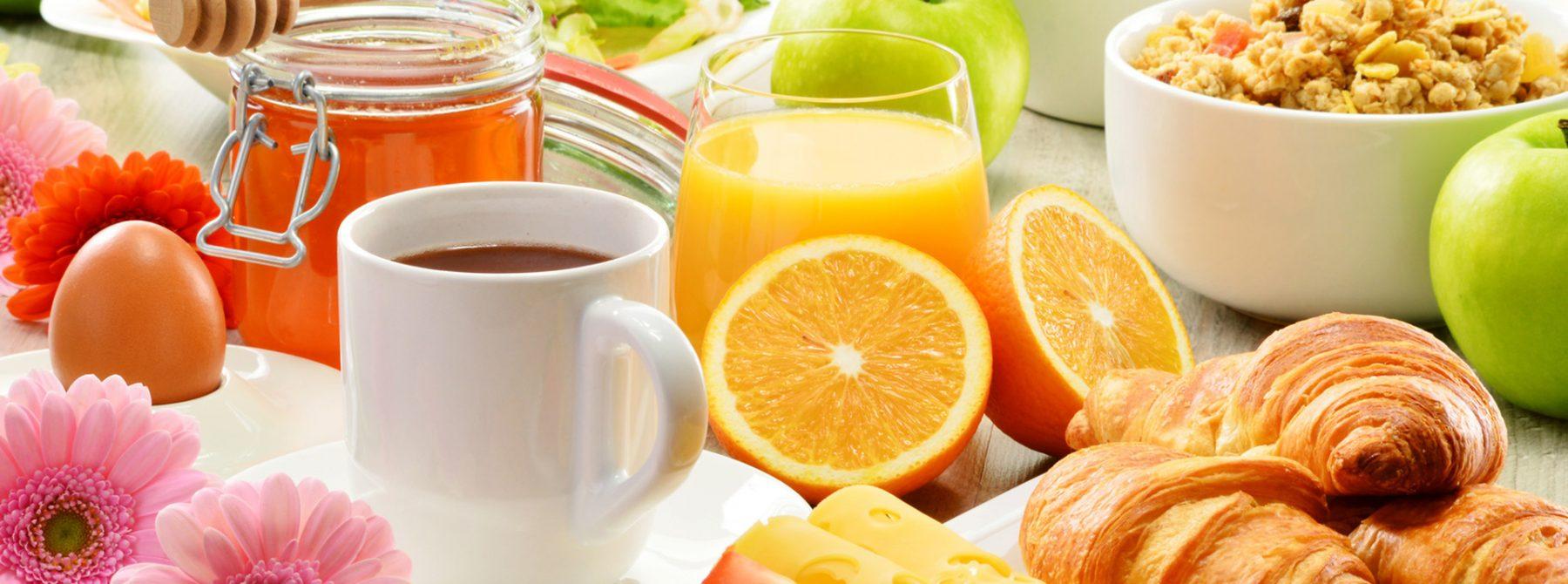 Charity-Frühstück