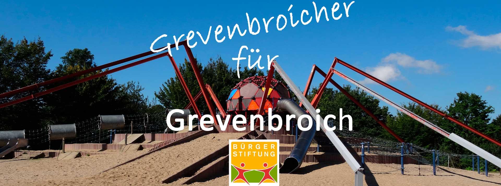 Spielplätze in Grevenbroich